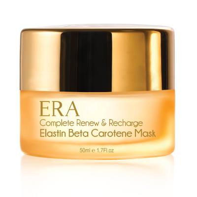 ERA Ageless Complete Renew & Recharge Elastin Beta Carotene Mask